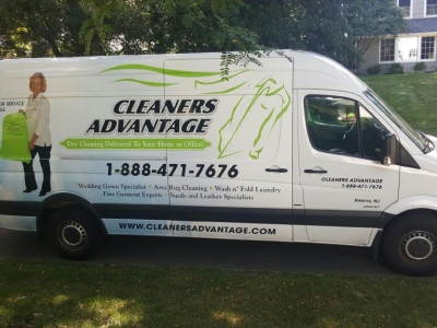 Robbin Salmieri, Cleaners Advantage and Welcome to Our Neighborhood