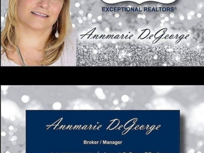Annmarie DeGeorge - Realty Executives Broker/Sales Manager